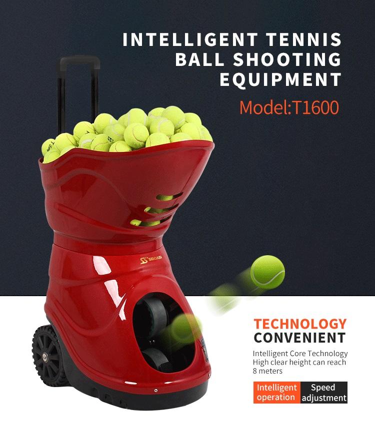 buy t1600 Tennis ball machine