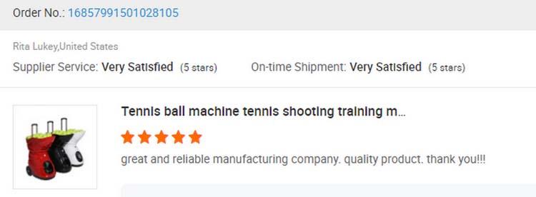 t1600 tennis ball machine USA
