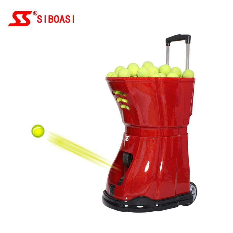 tennis ball feeder machine