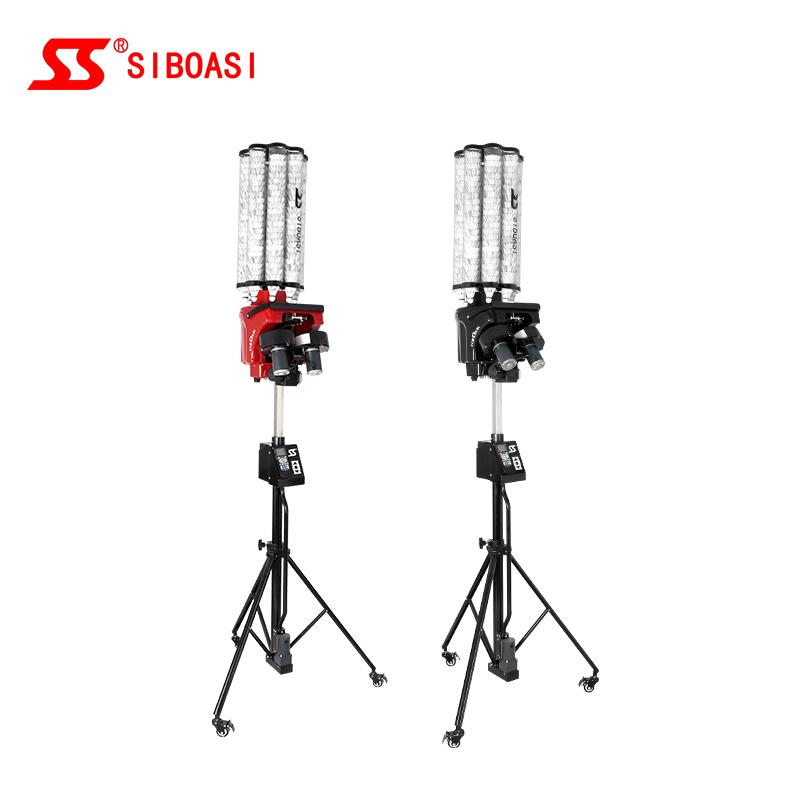 4025 badminton shoot machine