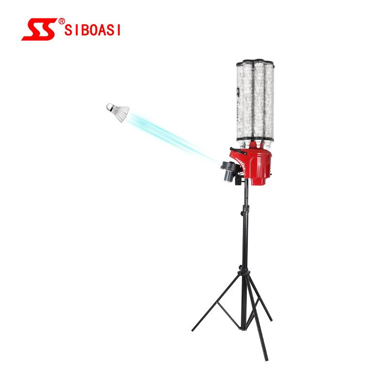 siboasi Badminton feeding machine