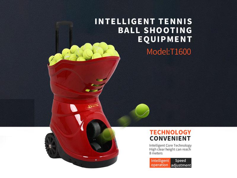 not lobster tennis machine