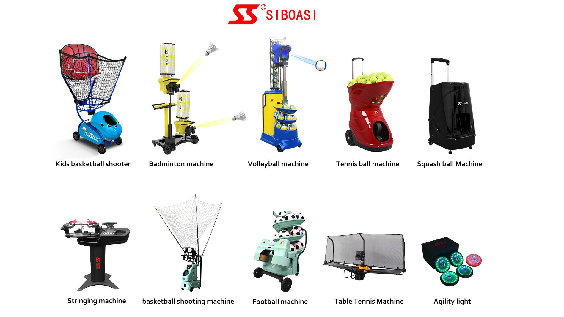 SIBOASI machines