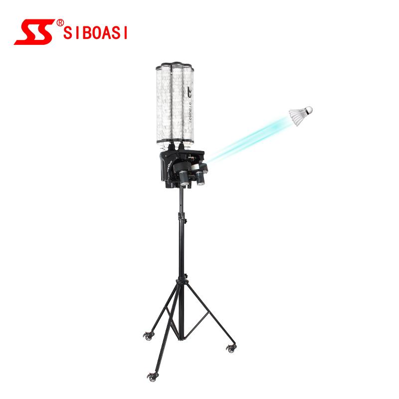 badminton shooting machine siboasi