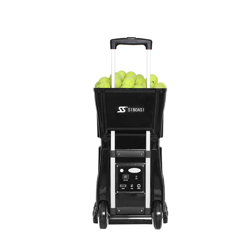 ball machine tennis