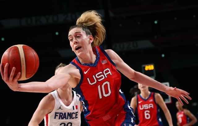basketball game olympic