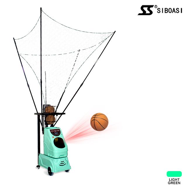 basketball machine training