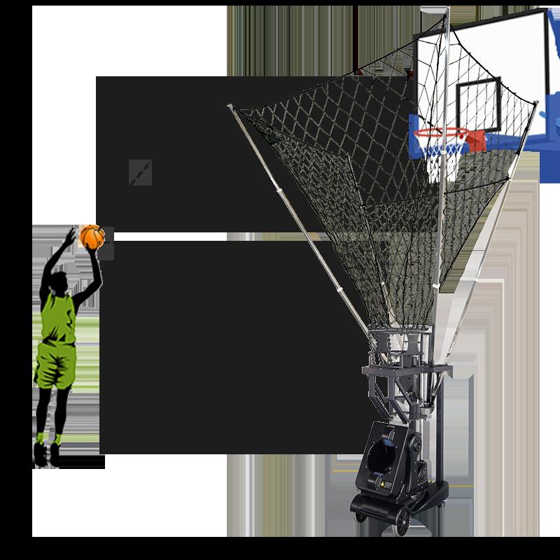 basketball rebounding equipment