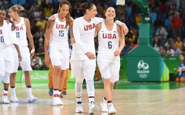 olympic play basketball
