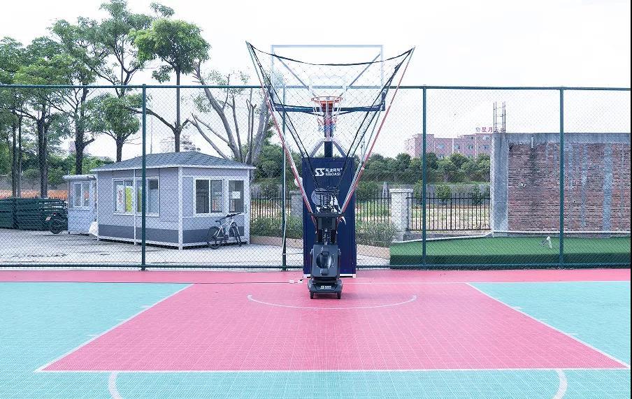 siboasi basketball machine
