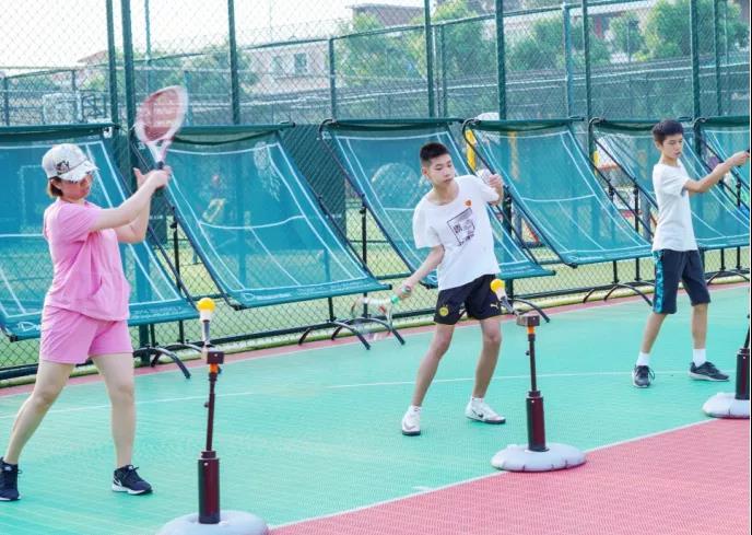 tennis device